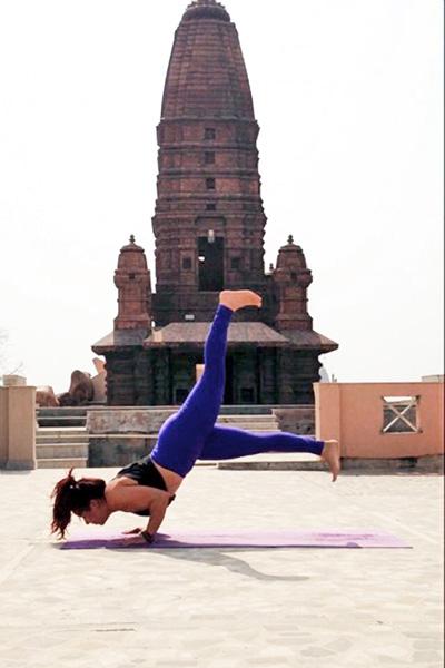 Kendra Wilhelm Yoga