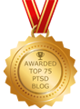 Awarded Top 75 PTSD Blog