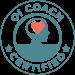 OI certified Coach badge